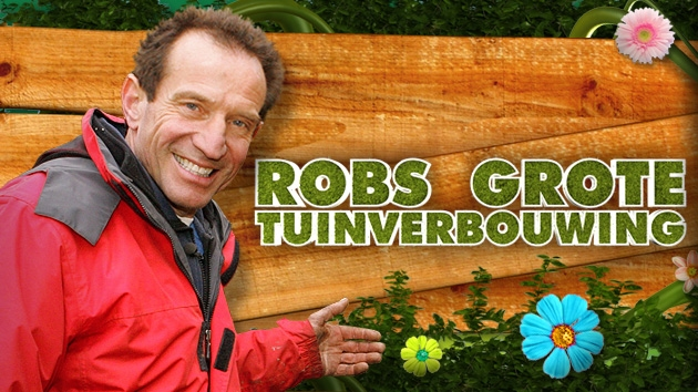 Robs grote tuinverbouwing